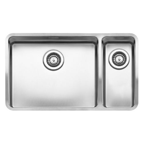 Reginox Ohio 50 x 40 + 18 x 40 Stainless Steel Sink